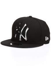 NBA, MLB, NFL Gear - 9Fifty NY Yankees Flag Fill Snapback Hat-2229832