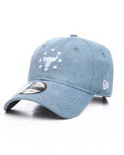 NBA, MLB, NFL Gear - 9Twenty Chicago Bulls Classic Team Pride Strapback Hat-2229972