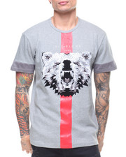 Vie + Riche - EMBROIDERED GRIZZLY TEE-2230148