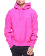 Stylist Picks - Pigment Dye Reverse Weave Pullover Hood-2230309