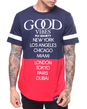 Flysociety - S/S Good Vibes Tee-2230041