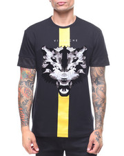 T-Shirts - EMBROIDERED WARE WOLF TEE-2230130