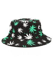 Bucket - Marijuana Bucket Hat-2229808