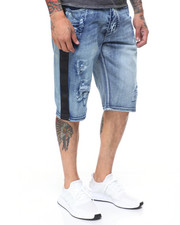 Rocawear - FULL GEAR STRETCH JEAN SHORT-2230098