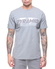 Athleisure for Men - Pyramid Mono Chenille Tee-2230006