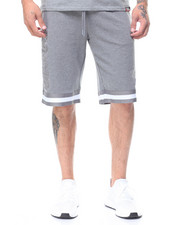 Athleisure for Men - Pyramid Mono Chenille Short-2230240