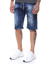 Shorts - STING WAIST DENIM SHORT-2230330