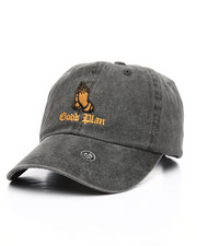 Buyers Picks - Vintage Wash Gods Plan Dad Hat-2229837