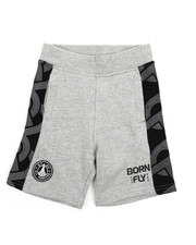 Boys - Fly United Pieced Loopback Shorts (2T-4T)-2230486