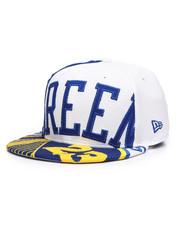 NBA, MLB, NFL Gear - 9Fifty Golden State Warriors Draymond Green Snapback Hat-2230438