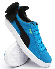 Puma - Suede Bow Block Sneakers-2230544