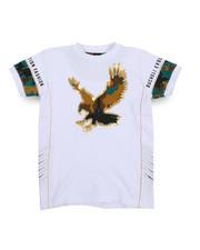 Boys - Ripped Eagle Tee (8-20)-2230574