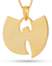 King Ice - Wu Tang Necklace-2230886