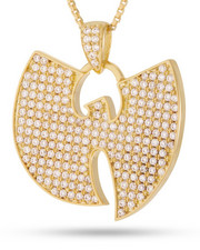 King Ice - Wu Tang Necklace-2230853
