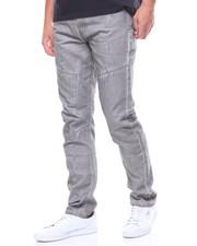 Pants - Enzyme Wash Arc Leg Twill Pant-2230785