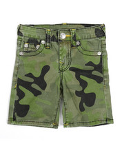 Sizes 2T-4T - Toddler - TR Camo Shorts (2T-4T)-2230926