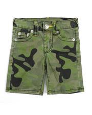 Boys - TR Camo Shorts (2T-4T)-2230926