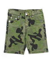 True Religion - TR Camo Shorts (4-7)-2230921