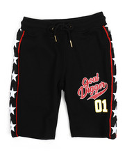 Arcade Styles - French Terry Shorts (8-20)-2230657