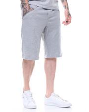 Shorts - Knit short w Zipper Detail-2231044