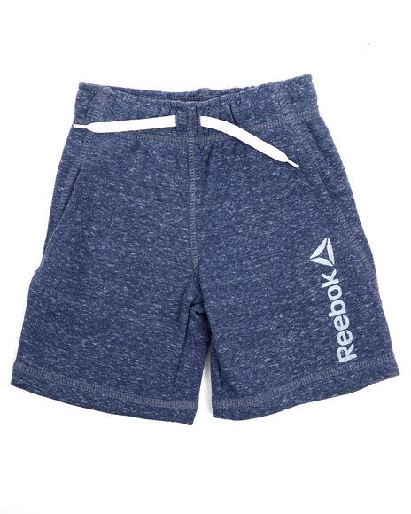 Reebok - Snow French Terry Shorts (2T-4T)