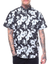Fly Society - S/S Allover Floral Print Woven-2231241
