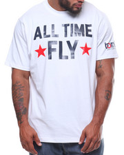 Born Fly - S/S Fly Sport Graphic Tee (B&T)-2230849