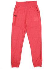 Boys - Marled Loopback Sweatpants (8-20)-2231316