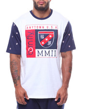 Born Fly - S/S Fly Sport Printed Tee (B & T)-2230903