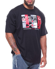 Short-Sleeve - S/S Fly United Graphic Tee (B&T)-2230948