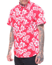 Flysociety - S/S Allover Floral Print Woven-2231270