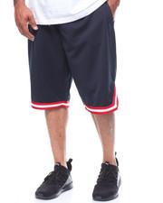 Shorts - Track Shorts/Stripe Taping (B&T)-2230337
