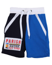 Sizes 2T-4T - Toddler - Stadium French Terry Shorts 2T-4T)-2231505