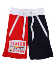 Bottoms - Stadium French Terry Shorts (4-7)-2231495