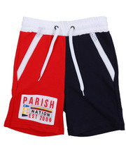 Bottoms - Stadium French Terry Shorts (2T-4T)-2231491