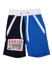 Bottoms - Stadium French Terry Shorts (4-7)-2231509