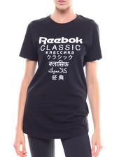 Reebok - GP Unisex Longer Tee-2231428