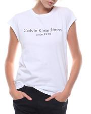 """Calvin Klein - Logo 30"""" Single Tee-2231362"""