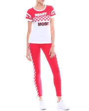 "Fashion Lab - Set: ""Beast Mode"" Baby Tee & Legging-2226626"