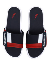 Nautica - Bower Slide Sandals-2231449