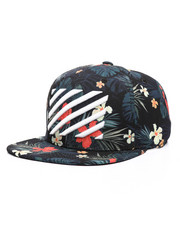 TOP CULTURE - Floral Strapback Hat-2231631