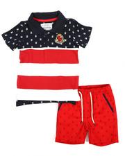 Sizes 2T-4T - Toddler - Americana 2 Piece Short Set (2T-4T)-2231574