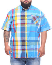 Parish - S/S Blithe Parish Shirt (B&T)-2229397