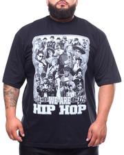Men - We Are Hip Hop Tee (B&T)-2231801