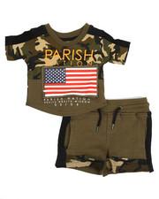 Sets - Americana Sport 2 Piece Short Set (Infant)-2231596