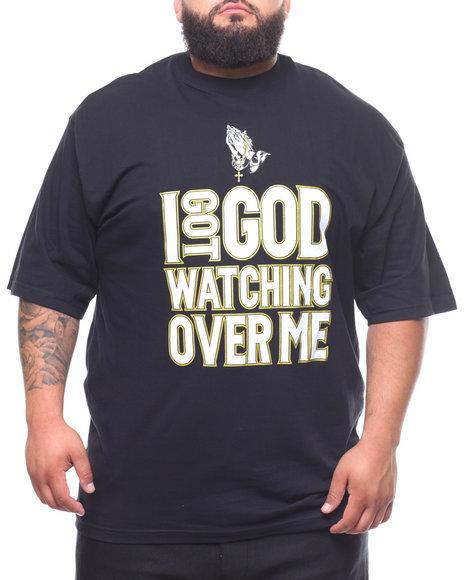 Buyers Picks - I Got God Watching Over Me Tee (B&T)