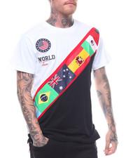 Buyers Picks - DIAGONAL FLAG WORLD TEAM TEE-2231639