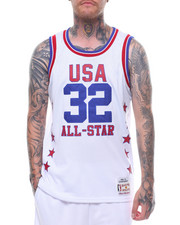 Tanks - Basketball Mesh Jersey-2231756