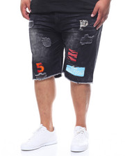 Shorts - Parish Denim Short (B&T)-2230391