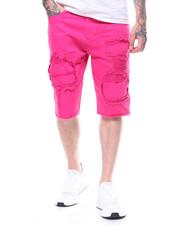 Shorts - CAPE VERDE DENIM SHORT-2232007